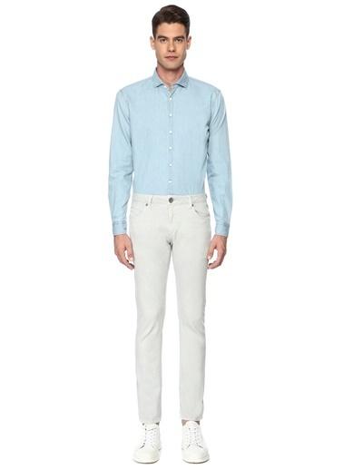 NetWork Skinny Pantolon Mavi